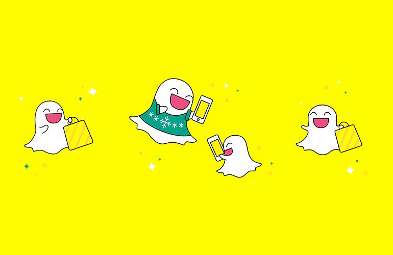 Snapchat adverteren image