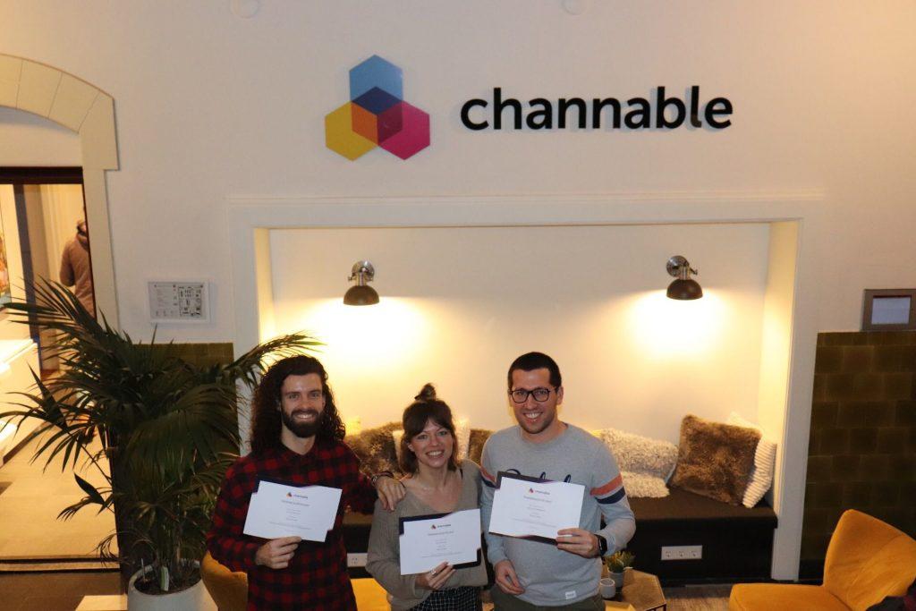 Team H&S bij Channable Beginner