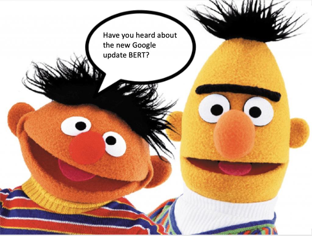 Google-update SEO trend - BERT