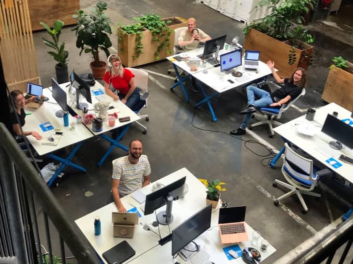 kantoor pic
