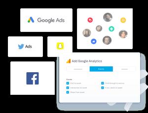 Linkfire integraties met platformen