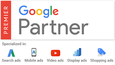 Hide and Seek is Google Premier Partner