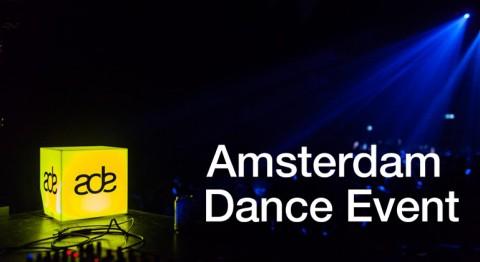 Amsterdam Dance Event (ADE) 2014
