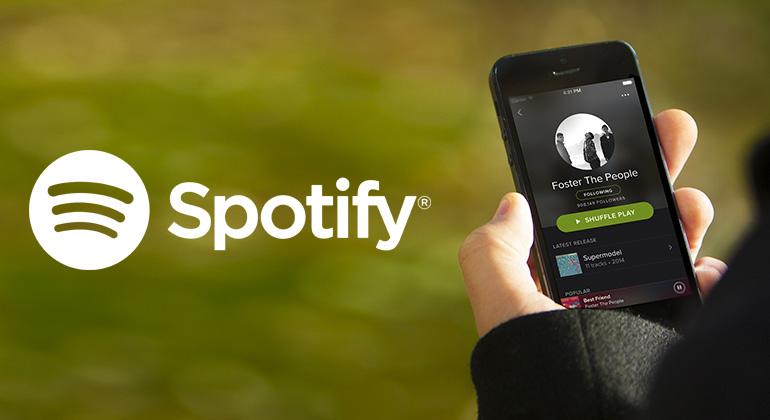 Spotify Adverteren
